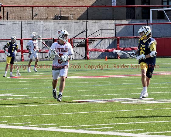 18 V Lacrosse vs General Brown