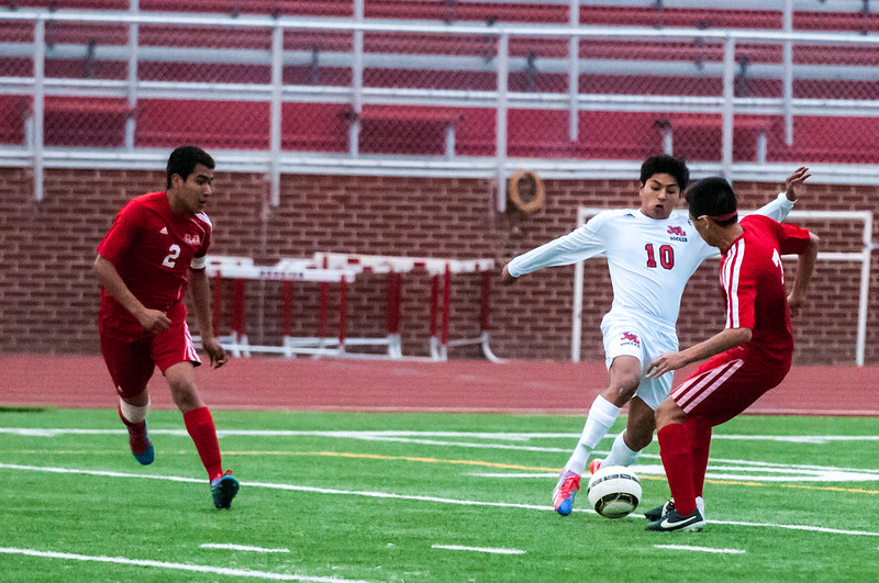 March 7, 2014 - Soccer - Boys - Juarez-Lincoln vs La Joya_lg