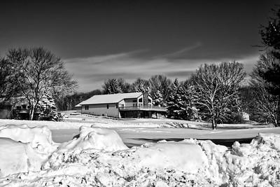 (13) - More Black & White Winter Images