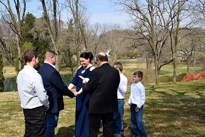 Jerry & Christine McKern's Wedding 3-30-19