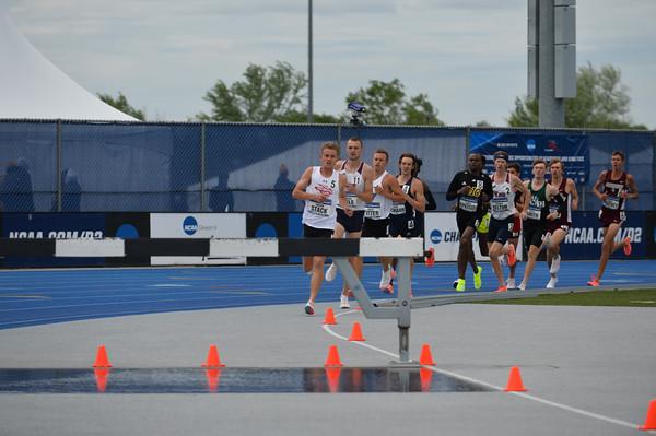 3000M Steeplechase Men Gallery 2 - 2021 NCAA D2 Outdoor