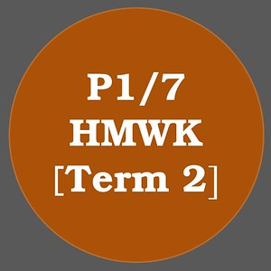 P1/7 HMWK T2