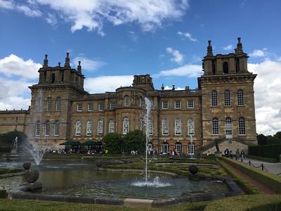 England - Blenheim Palace
