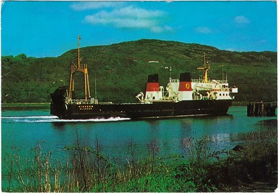 Calmac Postcards
