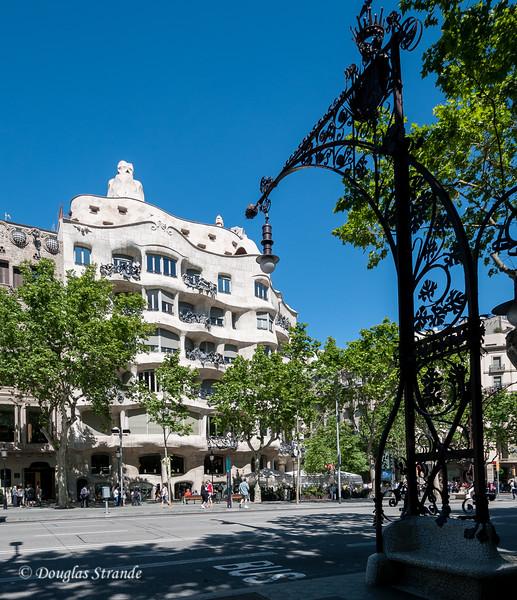Barcelona: La Pedrera