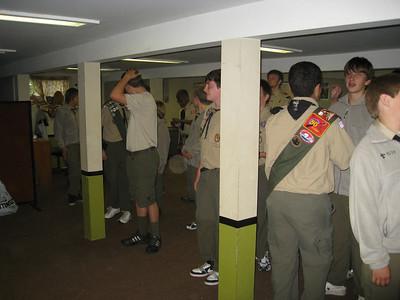 Troop Meeting - Sep 06