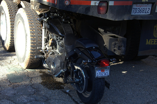 January 4, 2011 Fatal Motorcycle Accident Hwy 88 Pine Grove, CA