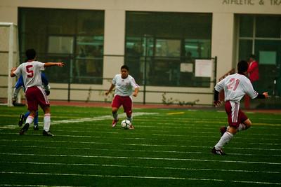 St Mary's CHS Soccer JV 2011