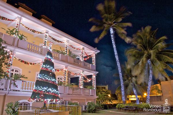 Papeete Noël 2011