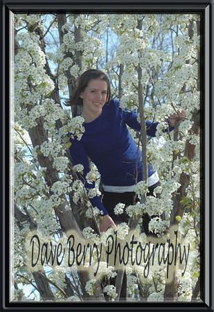Senior Picture Examples