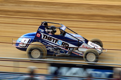 USAC Silver Crown Hoosier Hundred - Indiana State Fairgrounds - Indianapolis - 23 May '19