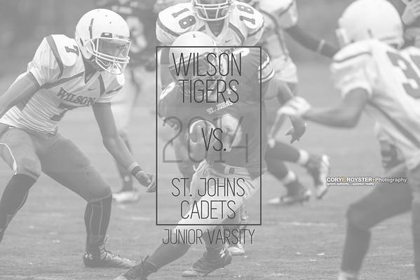 Wilson vs St Johns (JV)
