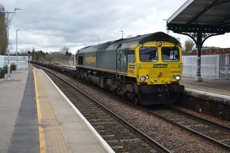 66568 1105/4L89 Coatbridge-Felixstowe.