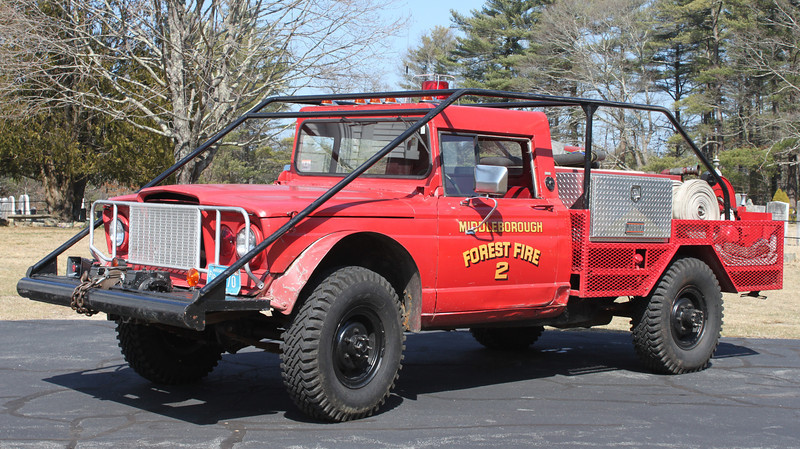 Forestry 2   1967 Jeep   125 / 200