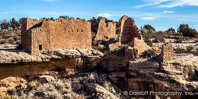 Hovenweep National Monument - November 2017