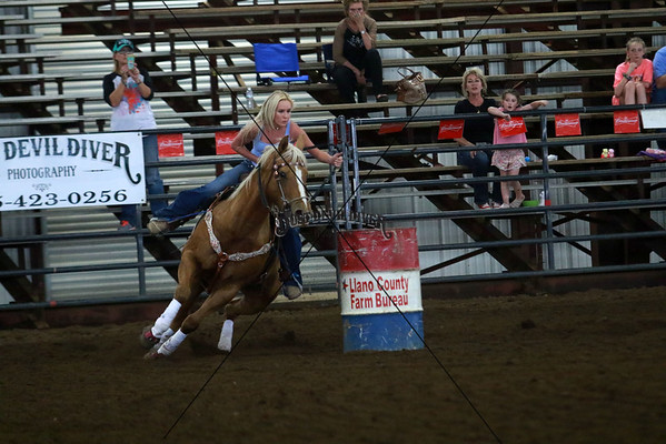 Heart of the Hills Barrel Racing 2016