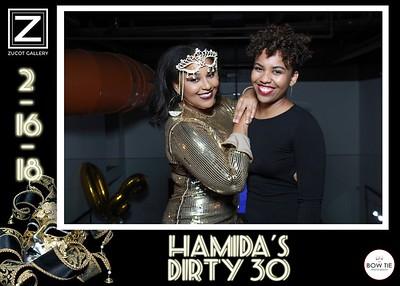 Hamida's Birthday Celebration