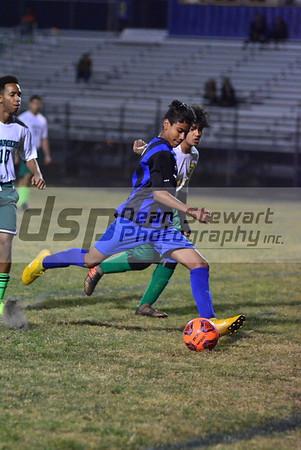 Boys JV Soccer vs. Liberty 01*18*19