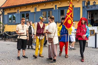 Medieval Festival, Visby, Gotland
