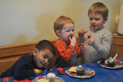 Ryder's B-day Party - 2010