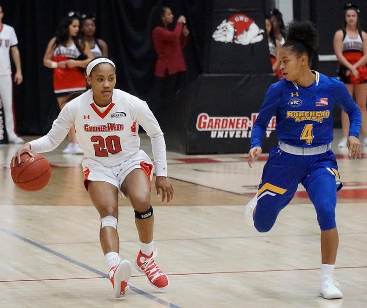 Women's Basketball vs. Morehead State
