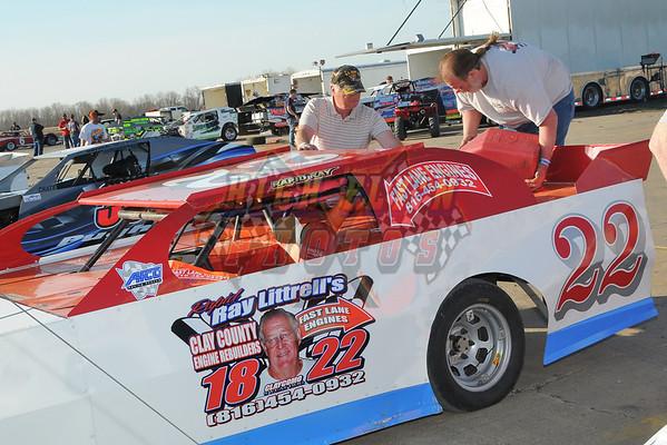4-11-2014 USRA Stock Cars Lakeside
