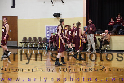 LPHT vs Southwest Christian Feb 5
