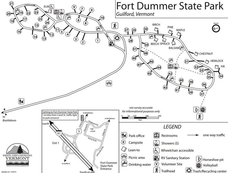 Fort Drummer State Park