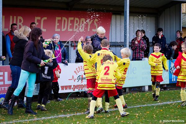 30/11/2013: FC Edeboys - Heusden B
