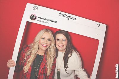 12-20-17 Atlanta Buckhead Theater Photo Booth - Up And Vanished: Live - Robot Booth