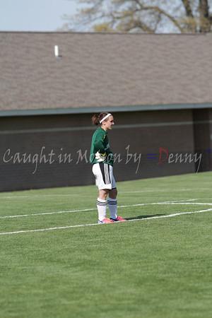 2013 Lakeview Spartans Soccer-Women's JV