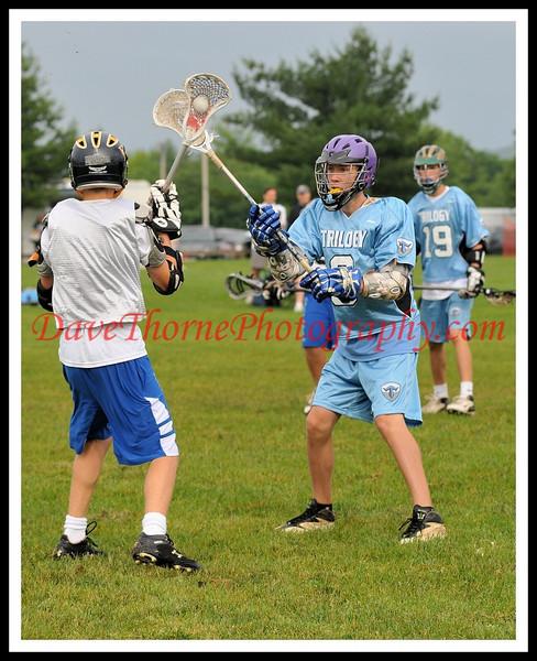 Lacrosse - Trilogy LeHigh Laxfest JS U-15 Blue  June, 2009