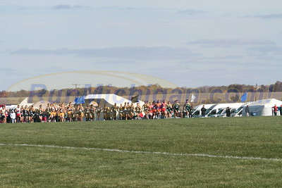 Men's Start - 2017 NCAA D1 XC Great Lakes Regional