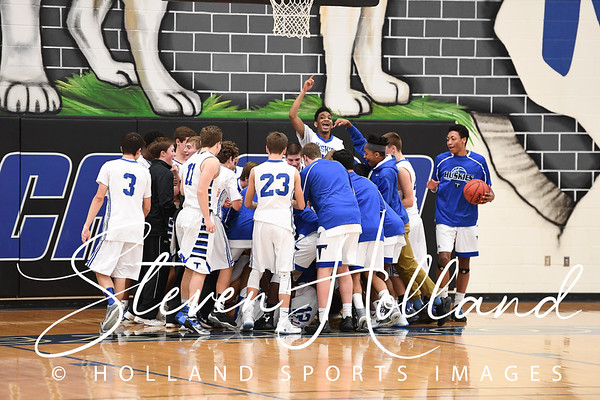 Boys Basketball - JV: Tuscarora vs Stone Bridge 1.27.2017 (by Steven Holland)