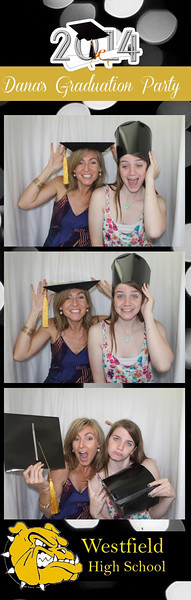Dana's Graduation Party 2014