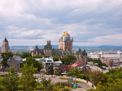 Montreal & Quebec (2011-08)
