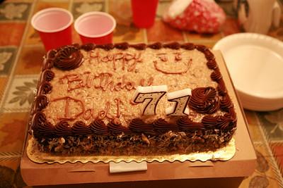 2008-10-30 Dad's Birthday