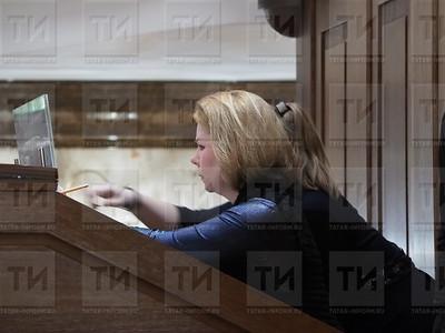 15.02.2018 Концерт главного органиста Санкт-Петербургского собора Святой Марии Марины Вяйзя в Казани (Рамиль Гали)