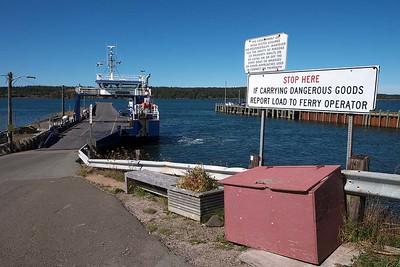 Freeport, Long Island and Westport, Brier Island Ferry