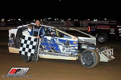 Mercer Raceway - 8/10/19 - Tommy Hein