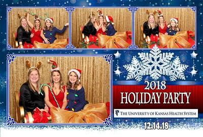 University of Kansas Health Holiday Party
