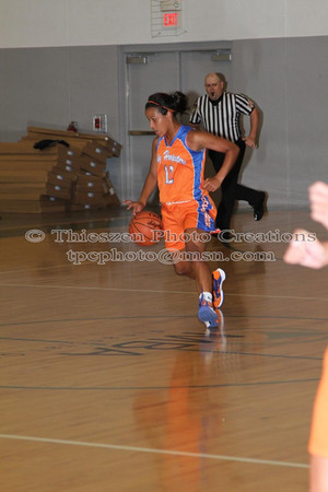Blessed Sacrament Yellow Jackets VS Maryland Lady Hoopsters