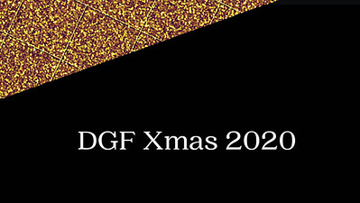 28.11 DHL Global Forwarding Xmas Party 2020
