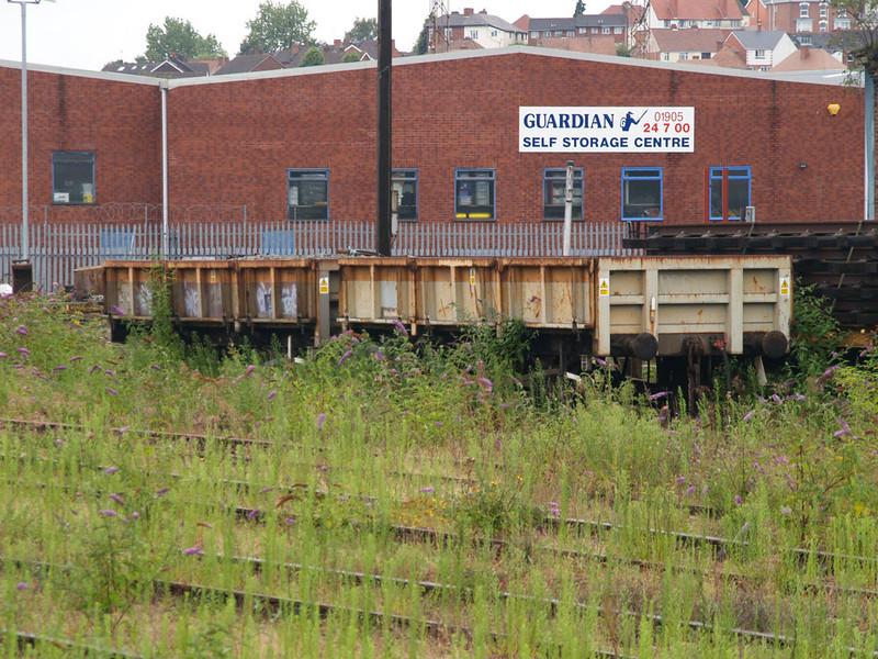 ZBAs Worcester Yard 04/08/08
