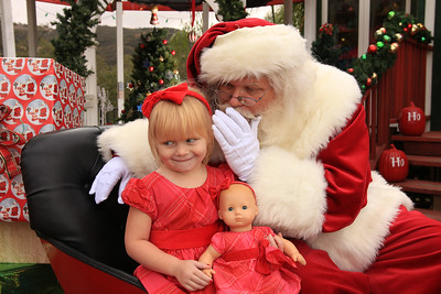 Santa's Treehouse Morning Appointments (10am-12pm)