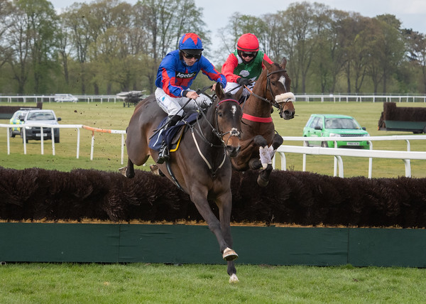 Race 8 - Nye Bevan