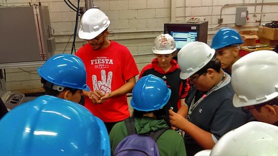 2018 Engineering Trip to University of Houston