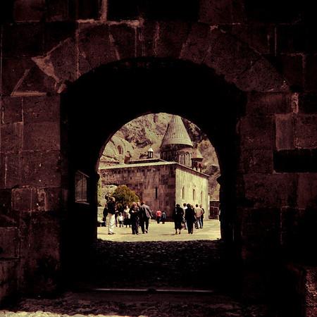 Day1 - Geghard Monastery