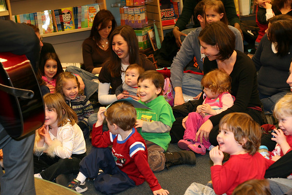2006.12.10 - Barnes Noble Rabbi Tachman - Gan Sholom