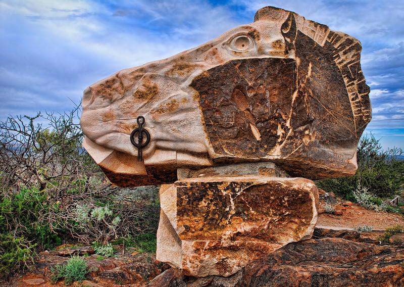 Living Dessert Sculptures, Broken hill, Australia